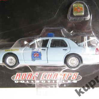 Ford Crown Victoria Alabama Police 43 Road Champs