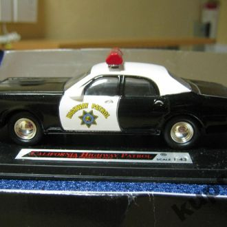 Plymouth Fury 1978 California Police 43 Dimension4