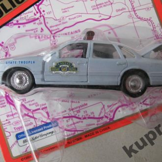 Ford Crown Victoria Kansas Police 1:43 Road Champs