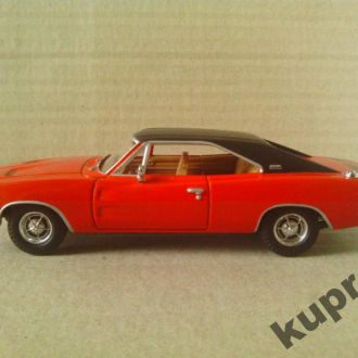 Dodge Charger 1969 1:43 Matchbox YMC10