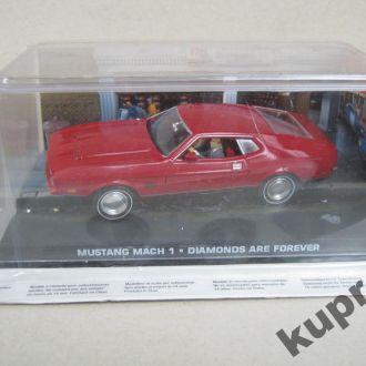Ford Mustang Mach 1 1:43 007 James Bond #13
