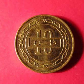 10 Бахрейн 2007 г.