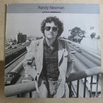 Randy Newman + Glenn Frey + Joe Walsh + Don Henley = Eagles - Little Criminals (Germany ) LP