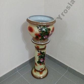 Напольная керамическая ваза !!!