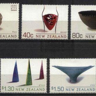 Новая Зеландия 2002 MNH