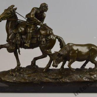статуэтка фигурка бронза русский мотив скульптура. Доставка бесплатно !