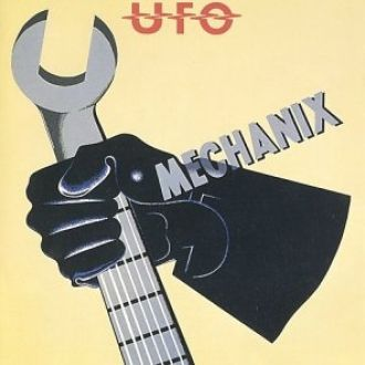 UFO  Mechanix lp 1982