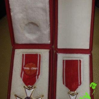 Польша Орден Відродження Польщі IV ст+V ст1944