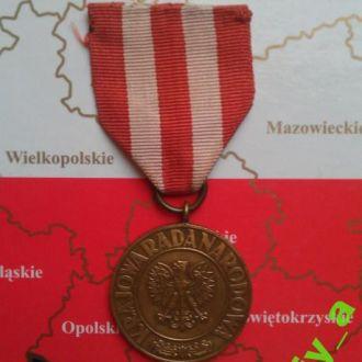 Польша KRAJOWA RADA NARODOWA
