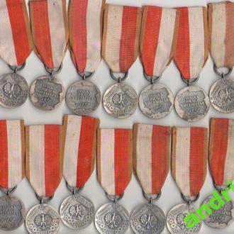Польша Медаль 1шт