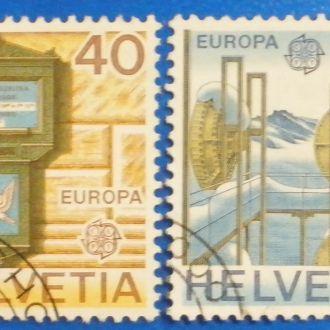Швейцария. 1979 г. Европа
