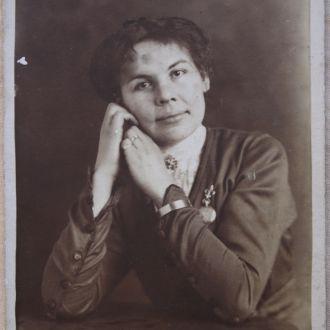 Фото открытка NEW ENGLAND FOTO STUDIO, BOSTON