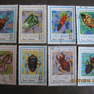вьетнам  жуки  1982  гаш            п