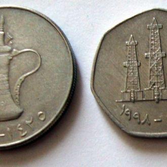 Набор монет ОАЭ