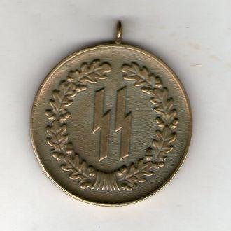 Германия рейх за 4 года в СС  латунь звенит  В514