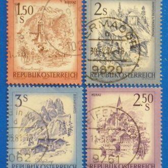 Австрия. 1974 г. Стандарт