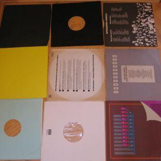 пакеты вставки разных производителей LP