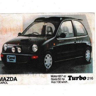 Вкладыш Turbo 216
