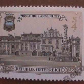 Австрия 1982 MNH