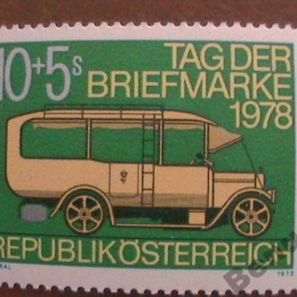 Австрия 1978 MNH