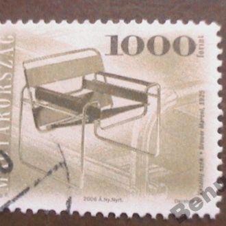Венгрия 2006 гаш. стандарт