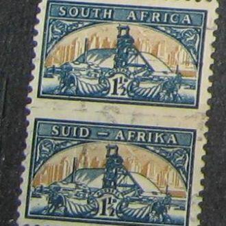 ЮАР 1948 стандарт 2м. оо