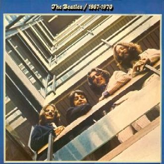 The Beatles  1967-1970 2lp