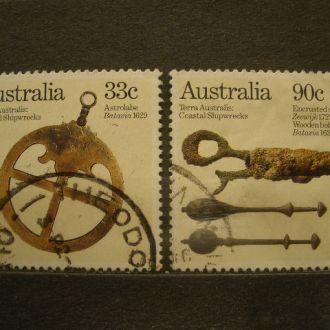 Австралия.1985г. Инструменты древних веков.