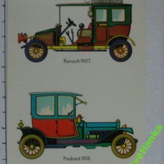 Переводная картинка переводка Германия машинка