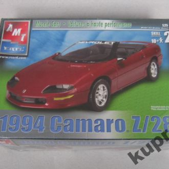 Chevrolet Camaro Z28 Conv 1994 1:25 AMT Model Kit