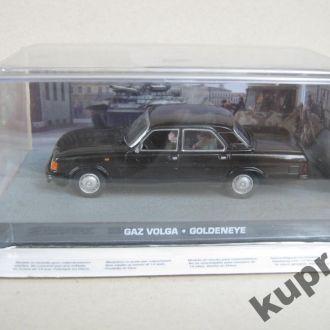 GAZ ГАЗ-31029 Volga Волга 1:43 007 James Bond #80