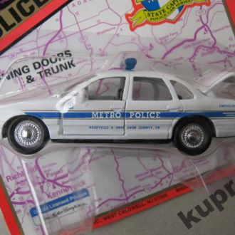 Ford Crown Victoria Nashville Police Road Champs