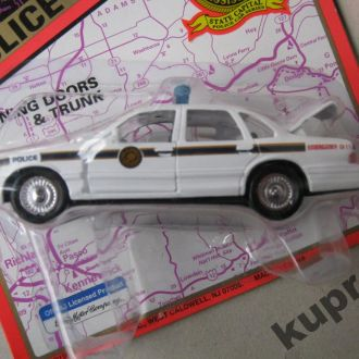 Ford Crown Victoria Jackson Police 43 Road Champs