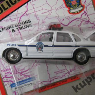 Ford Crown Victoria US Park Police 43 Road Champs
