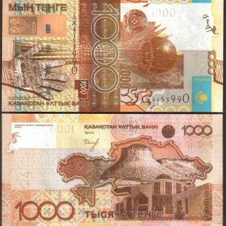 Kazakhstan Казахстан - 1000 тенге 2006 (2014) aUNC