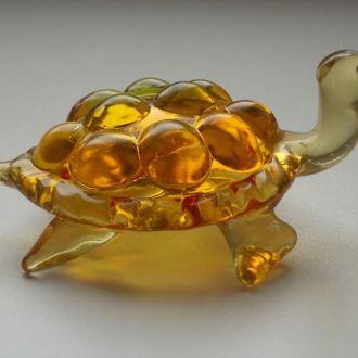Черепаха стекло