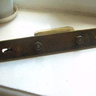 Дверная ручка,бронза,большая,19 в