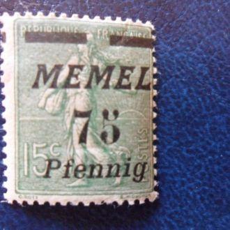 Германия - Мемель-5