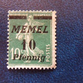 Германия - Мемель-4