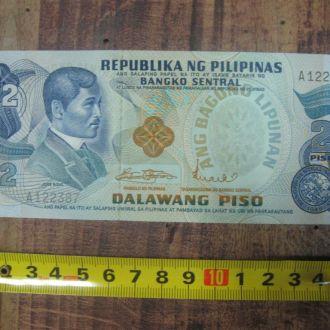 Банкнота Филлипинский песо