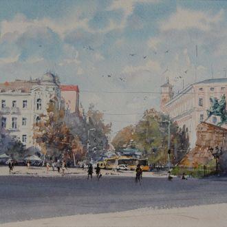"""Картина """"Киев"""" Микитенко В."""