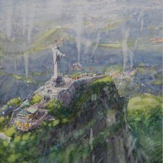 """Картина """"Рио де жанейро"""" Микитенко В."""