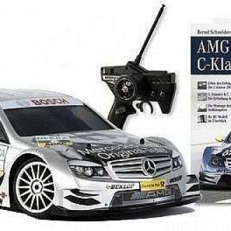 DeAGOSTINI AMG Mercedes C-Class DTM 2008 №10 !!!