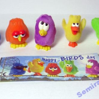 Happy Birds Day (2003) 1 вкл