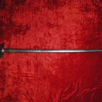 Английский меч , высшего офицерского состава.