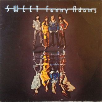 The Sweet  Sweet Fanny Adams lp 1974