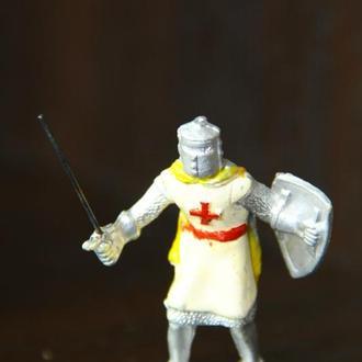 Рыцарь  MARX (США ) 54мм оригинал!!