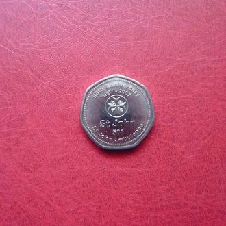 Папуа Новая Гвинея 50 тойя 2007 Св. Иоанн UNC