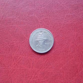 Никарагуа 50 сентаво 1980. 2