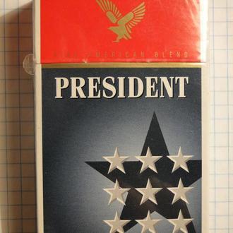 Сигареты PRESIDENT
